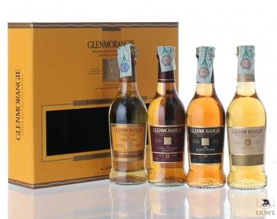 Glenmorangie set 4 x 10cl