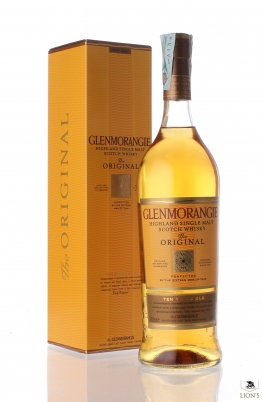 Glenmorangie 10 years old        1 Litre