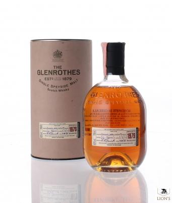 Glenrothes 1979 B1994