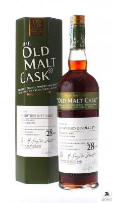 Glenrothes 1979 28 years old OMC