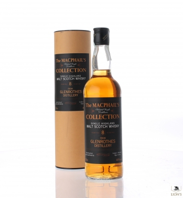 Glenrothes 8 years old G&M
