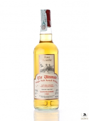 Glentauchers 1981 cask 1056 The Ultimate