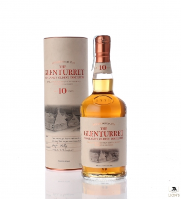 Glenturret 10 years old