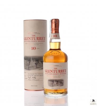 Glenturret 10 years old