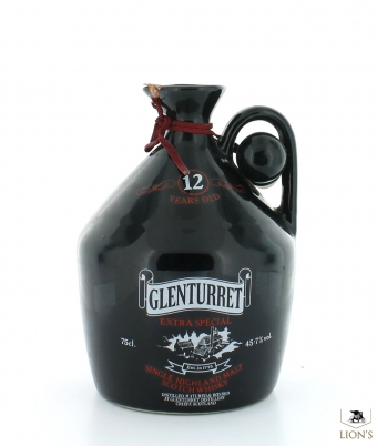Glenturret 12 years old Ceramic 45.7% Extra Special