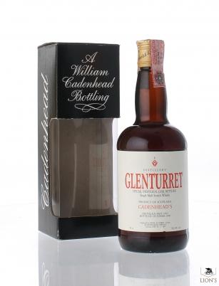Glenturret 1965 Cadenhead 50.3% Gabri