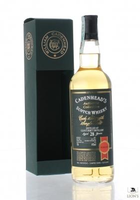 Glenturret 1987 28yo 44% Cadenhead