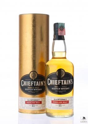 Glenturret 1990 11 years old Chieftain's