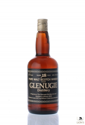 Glenugie 1959 18 Years Old Cadenhead