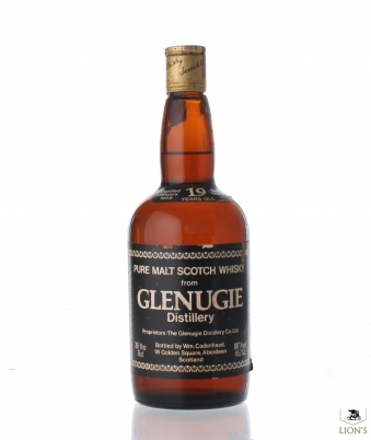 Glenugie 1959 19 Years Old B1978 Cadenhead