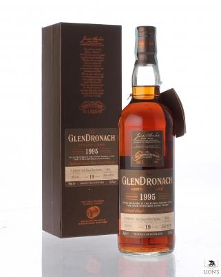 Glendronach 1995 19yo 55.4% cask 4034