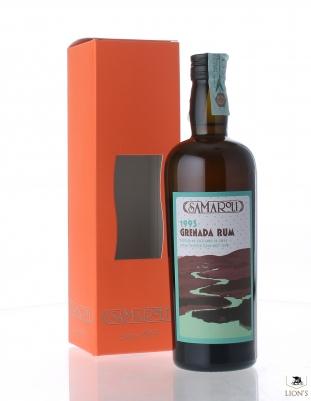 Grenada Rum 1993 cask 1278 Samaroli