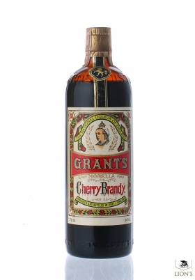 Grant's Cherry Brandy 24% 73cl