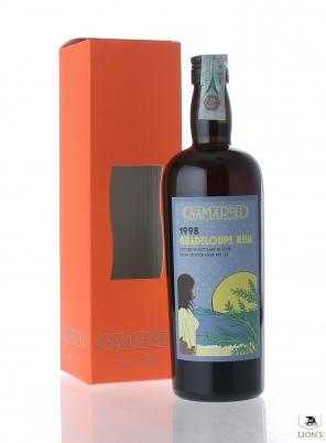 Guadeloupe Rum 1998 cask 55 Samaroli