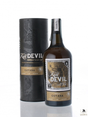 Guyana Uitvlugt 1997 18 years old kill devil