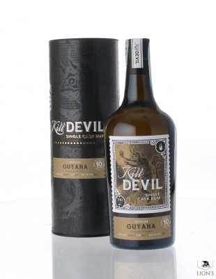 Guyana Diamond 2005 10yo 46% 70cl 310bottles