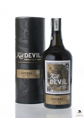 Guyana Enmore 1992 24yo Kill Devil Hunter Laing