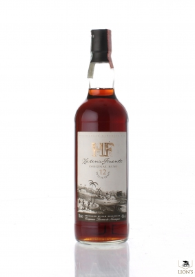 Helena Fuente rum 12 years old