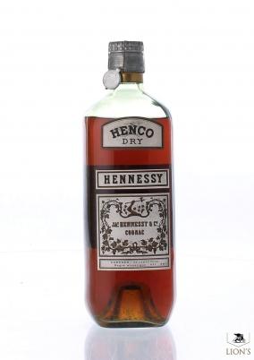 Cognac Hennessy Henco Dry