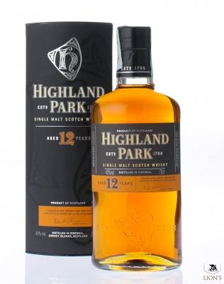 Highland Park 12 yo 40% 70 cl