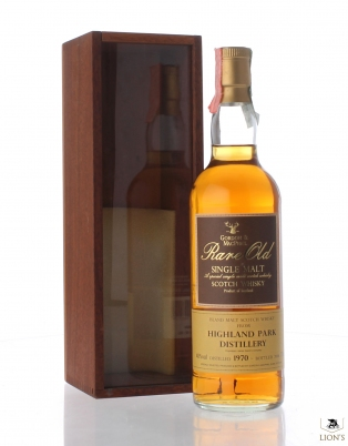 Highland Park 1970 G&M Rare Old