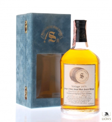Highland Park 1975 21 years old Signatory