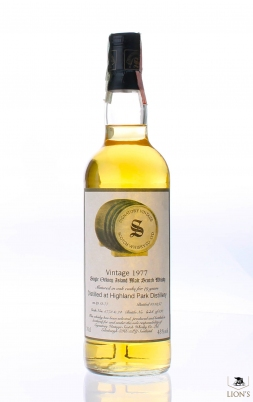 Highland Park 1977 19 years old Signatory