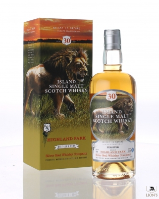 Highland Park 1985 30 years old 51% Silver Seal