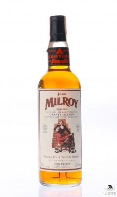 Highland Park 1989 59.5% Milroy