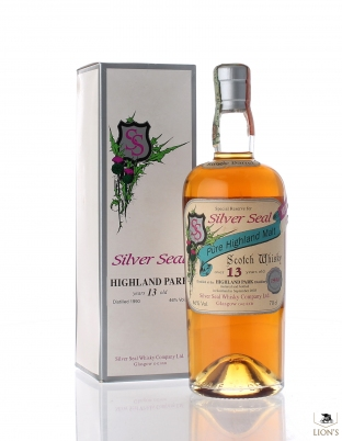 Highland Park 1990 13 years old Silver Seal