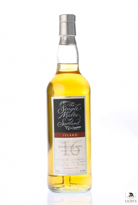 Highland Park 1990 16 years old The Single Malts of Scotland