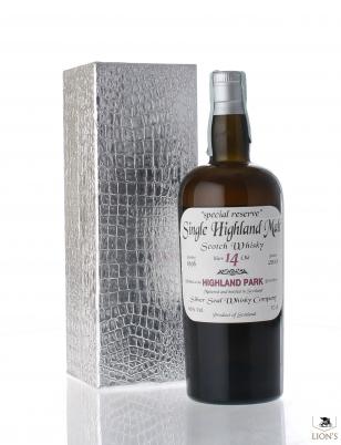 Highland Park 1996 14yo Silver Seal bottled for ENOA