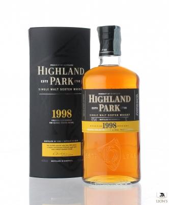Highland Park 1998  1litre