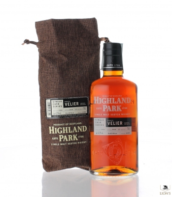 Highland Park 2004 13yo OB for Velier 62.5%