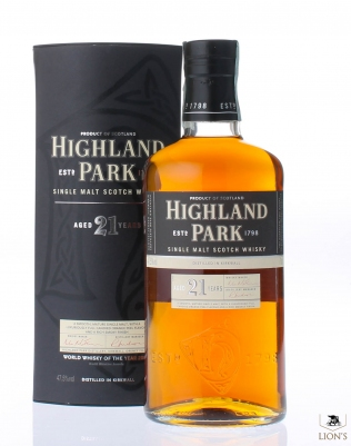 Highland Park 21 years old 47.5%