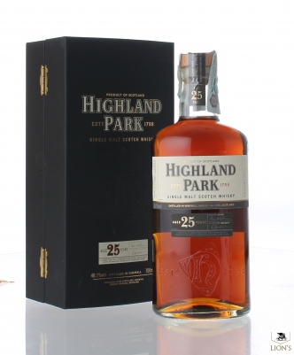 Highland Park 25 years old 48.1%