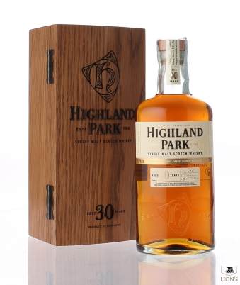 Highland Park 30 years old 45.7%