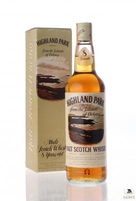 Highland Park 8yo