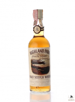 Highland Park 8 years old large neck