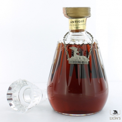 Hine Vieille Cognac Crystal Decanter
