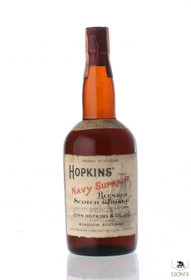Hopkins  Navy Supreme