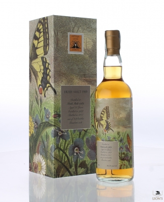 Irish Single Malt 1989 49.3% Antique Lions of Whisky