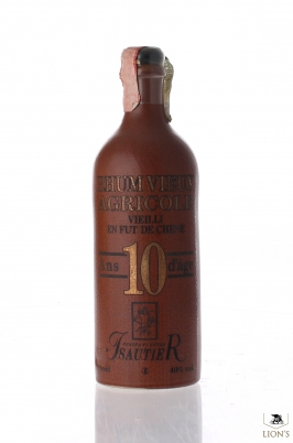 Isautier 10yo 40% 70cl ceramic