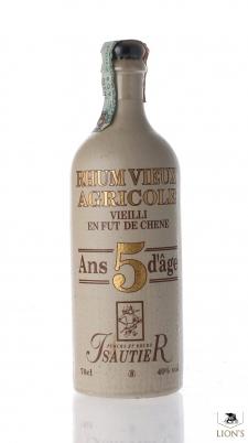 Rum Vieux Agricole Isautier 5yo