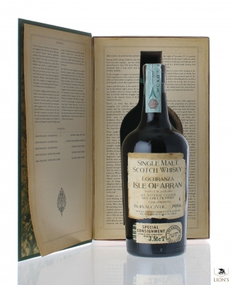 Isle of Arran 56.4% Lochranza Illicit Stills
