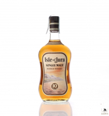 Isle of Jura 10yo 43% 1 litre