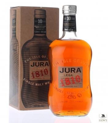 Isle of Jura 10yo 1 litre Legacy