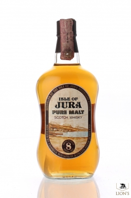 Isle of Jura 8 years old