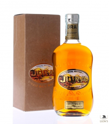 Isle of Jura Special edition