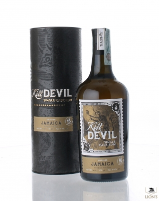 Jamaica Hampden Rum 1998 16 years old